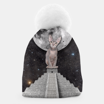 Thumbnail image of THE CAT Beanie, Live Heroes
