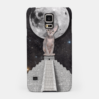Thumbnail image of THE CAT Samsung Case, Live Heroes