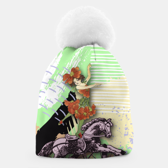 Thumbnail image of RIDING HORSE Beanie, Live Heroes