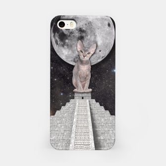 Thumbnail image of THE CAT iPhone Case, Live Heroes