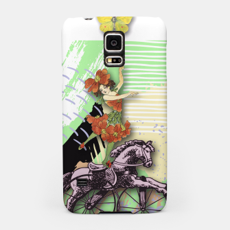 Thumbnail image of RIDING HORSE Samsung Case, Live Heroes