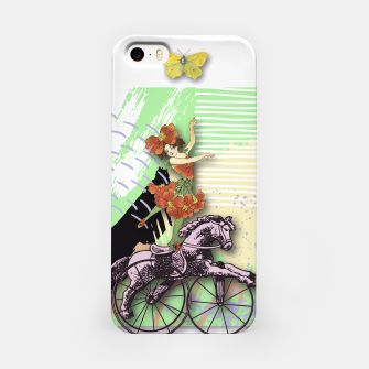 Thumbnail image of RIDING HORSE iPhone Case, Live Heroes