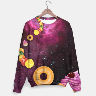 Thumbnail image of CANDY CRASH Sweater, Live Heroes