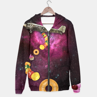 Thumbnail image of CANDY CRASH Hoodie, Live Heroes