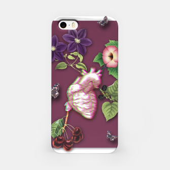 Thumbnail image of RIPENED HEART  iPhone Case, Live Heroes