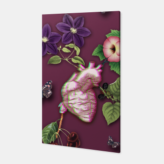 Thumbnail image of RIPENED HEART  Canvas, Live Heroes