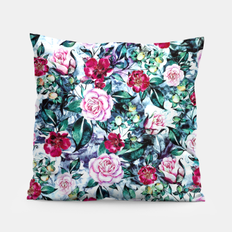Thumbnail image of Beautiful Garden Pillow, Live Heroes