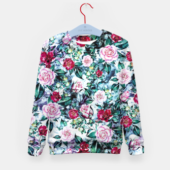 Thumbnail image of Beautiful Garden Kid's Sweater, Live Heroes