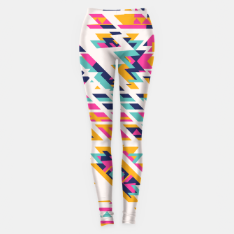 Thumbnail image of Pattern design  Leggings, Live Heroes