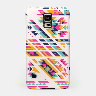 Thumbnail image of Pattern design  Samsung Case, Live Heroes