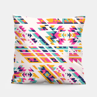 Thumbnail image of Pattern design  Pillow, Live Heroes