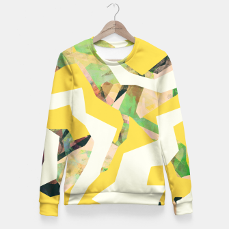 Thumbnail image of Camouflage XXXV Fitted Waist Sweater, Live Heroes