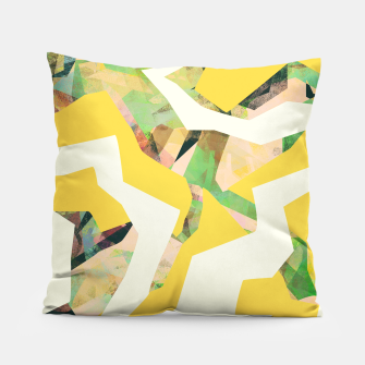 Thumbnail image of Camouflage XXXV Pillow, Live Heroes
