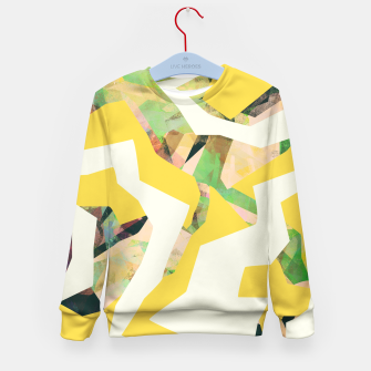 Thumbnail image of Camouflage XXXV Kid's Sweater, Live Heroes
