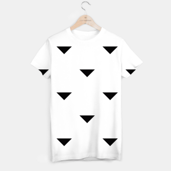 Thumbnail image of Triangles T-shirt, Live Heroes