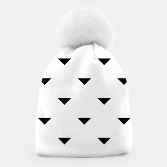 Thumbnail image of Triangles Beanie, Live Heroes