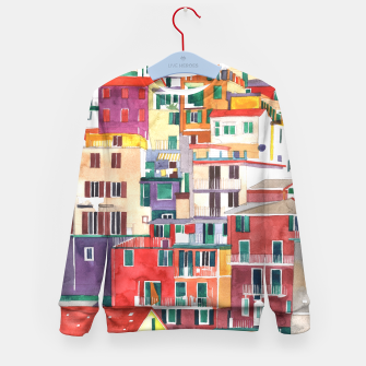 Thumbnail image of Cinque Terre Bluza dziecięca, Live Heroes