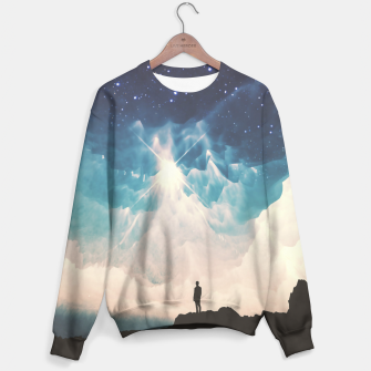 Thumbnail image of Stars Sweater, Live Heroes