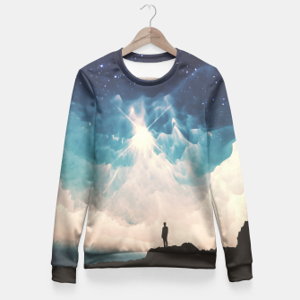 Thumbnail image of Stars Fitted Waist Sweater, Live Heroes