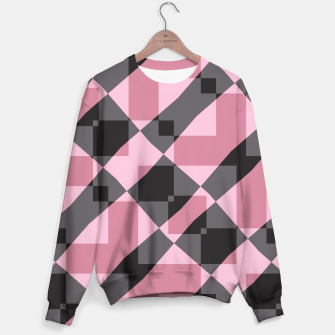 Thumbnail image of Pink Shadows Sweater, Live Heroes