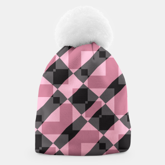 Thumbnail image of Pink Shadows Beanie, Live Heroes