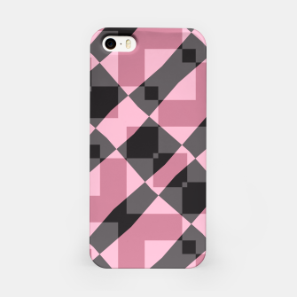 Thumbnail image of Pink Shadows iPhone Case, Live Heroes