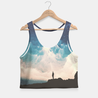 Thumbnail image of Stars Crop Top, Live Heroes
