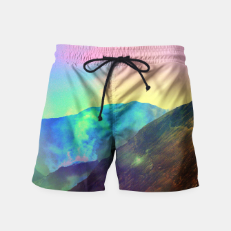 Thumbnail image of Echoes of Silence Swim Shorts, Live Heroes