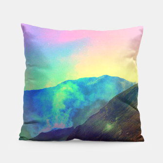 Thumbnail image of Echoes of Silence Pillow, Live Heroes