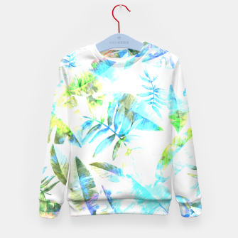 Thumbnail image of Tropical Kid's Sweater, Live Heroes