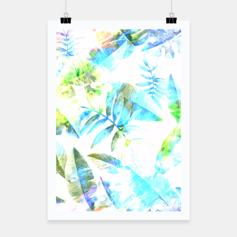 Thumbnail image of Tropical Poster, Live Heroes