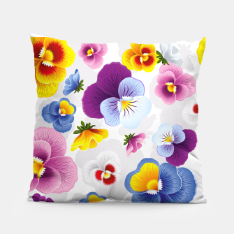 Thumbnail image of Bloom Floral Pillow, Live Heroes