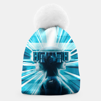 Thumbnail image of Virtual Twins Beanie, Live Heroes