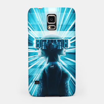 Thumbnail image of Virtual Twins Samsung Case, Live Heroes