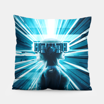 Thumbnail image of Virtual Twins Pillow, Live Heroes