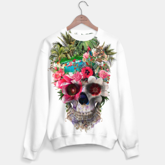 Thumbnail image of Summer Skull IV Sweater, Live Heroes