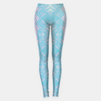 Thumbnail image of Colorful Abstract Pattern Leggings, Live Heroes