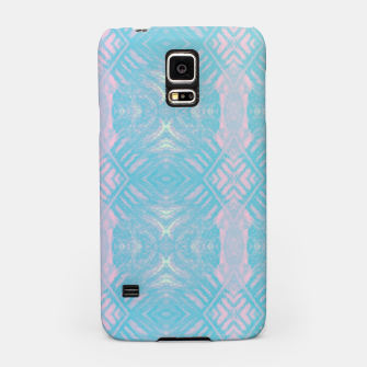 Thumbnail image of Colorful Abstract Pattern Samsung Case, Live Heroes