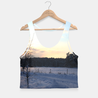 Thumbnail image of Winter Crop Top, Live Heroes