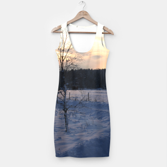 Thumbnail image of Winter Simple Dress, Live Heroes
