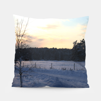 Thumbnail image of Winter Pillow, Live Heroes