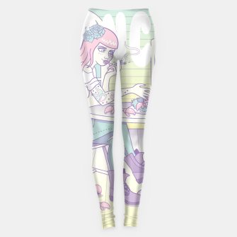 Thumbnail image of Cancer Leggings, Live Heroes