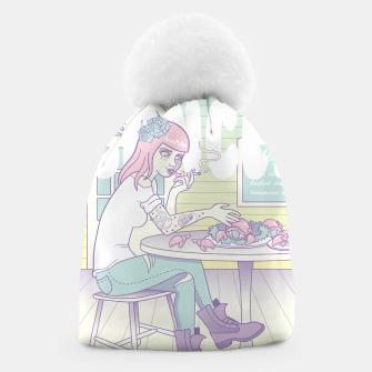 Thumbnail image of Cancer Beanie, Live Heroes