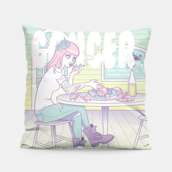 Thumbnail image of Cancer Pillow, Live Heroes