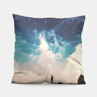 Thumbnail image of Stars Pillow, Live Heroes