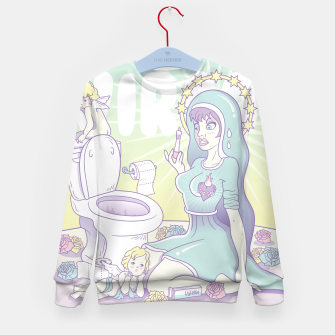 Thumbnail image of Virgo Kid's Sweater, Live Heroes