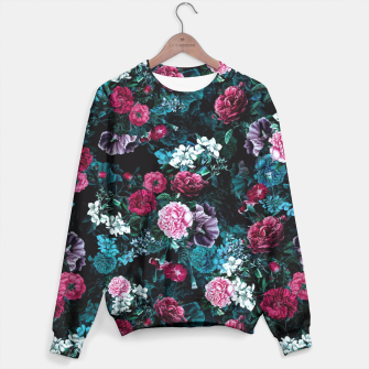 Thumbnail image of Night Garden VII Sweater, Live Heroes
