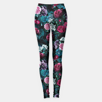 Thumbnail image of Night Garden VII Leggings, Live Heroes