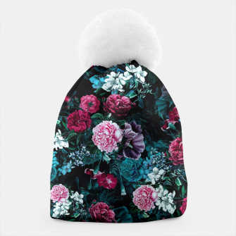 Thumbnail image of Night Garden VII Beanie, Live Heroes