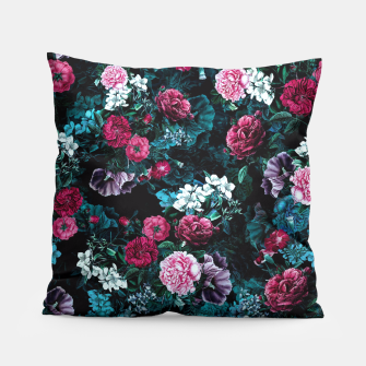 Thumbnail image of Night Garden VII Pillow, Live Heroes